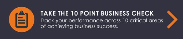 10 Point Business Check
